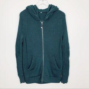 Lululemon | Sweat-er Once A Day Jacket Fuel Green